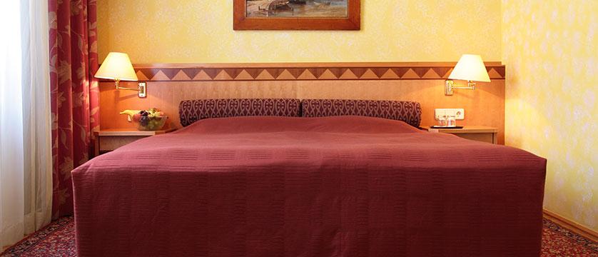 Hotel Post, Vienna, Austria - an example of a standard bedroom.jpg